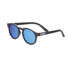 Babiators Babiators: Black Ops Keyhole w/Polarized Blue Sunglasses 6+Y