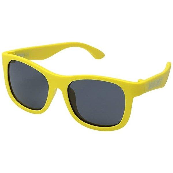 Babiators Babiators: Hello Yellow Navigator Sunglasses - Classic 3-5Y
