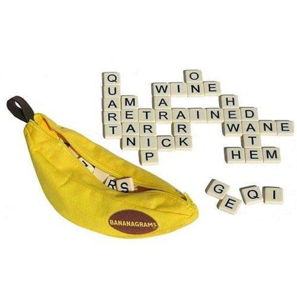 Bananagrams Bananagrams: Bananagrams