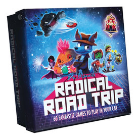 Barry & Jason Games B&J Games: Dr. Biscuits' Radical Road Trip