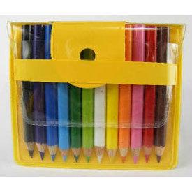 BC Mini BC Mini: 12 Mini Color Pencils in Pouch