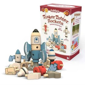 Begin Again Begin Again: Tinker Totter Rockets