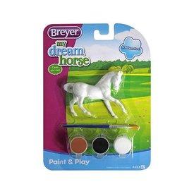 Breyer Breyer: Paint & Play (1 horse & Paint)