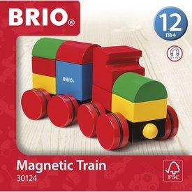 Brio Brio: Magnetic Stacking Train