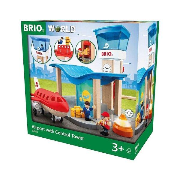 Brio Brio: Airport with Control Tower