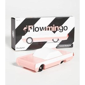Candylab Candylab: Pink Flowmingo Car