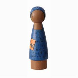 "Goose Grease Goose Grease: Maya Angelou 7"" doll"