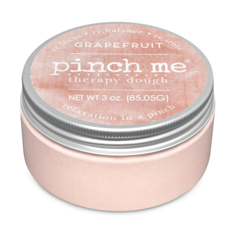 Pinch Me Therapy Dough: Grapefruit