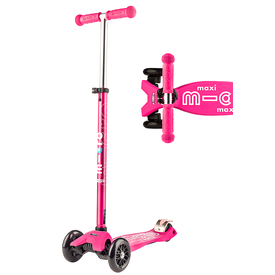 Micro Micro: Maxi Deluxe Pink Scooter