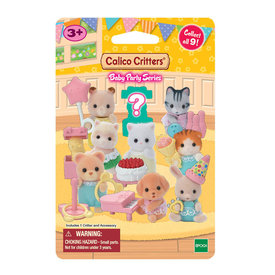 Calico Critter Calico Critters: Baby Party Series