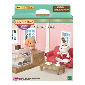Epoch Calico Critters: Chocolate Lounge