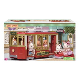 Epoch Calico Critters: Ride Along Tram