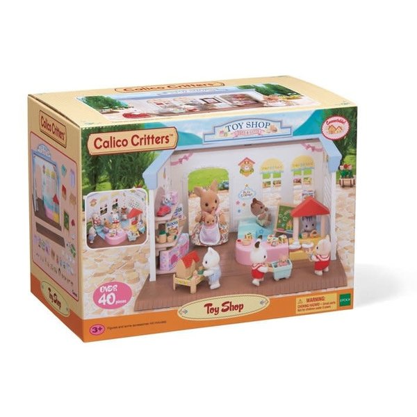 Epoch Calico Critters: Toy Shop