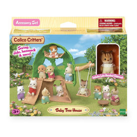 Epoch Calico Critters:  Baby Tree House