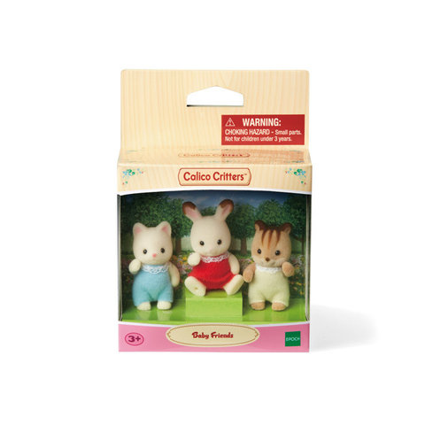 Calico Critters: Baby Friends