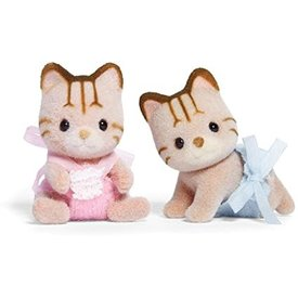 Epoch Calico Critters: Sandy Cat Twins