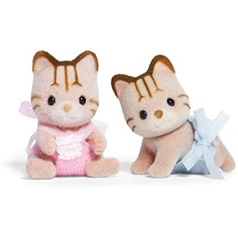 Calico Critters: Sandy Cat Twins