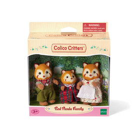 Calico Critter Calico Critters: Red Panda Family