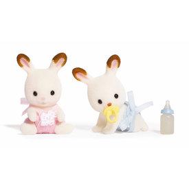Epoch Calico Critters: Hopscotch Rabbit Twins