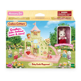 Epoch Calico Critters:  Baby Castle Playground