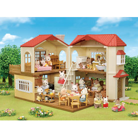 Epoch Calico Critters: Red Roof Country Home