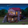 Calico Critters: Red Roof Country Home