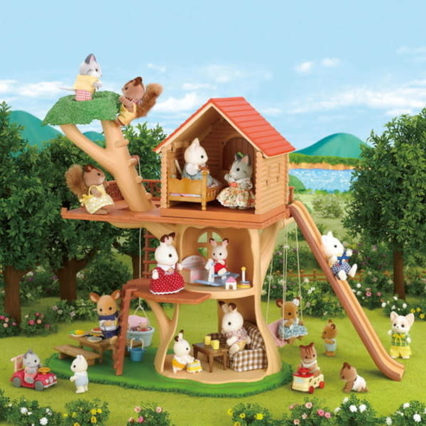 Epoch Calico Critters: Adventure Tree House