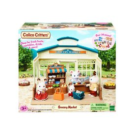 Epoch Calico Critters: Grocery Market