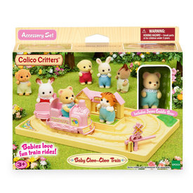 Epoch Calico Critters: Baby Choo Choo Train