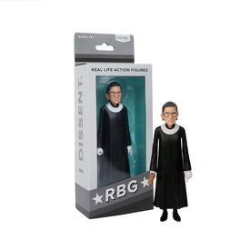 FCTRY FCTRY: Ruth Bader Ginsberg Action Figure