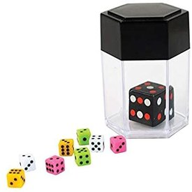 House of Marbles HoM: Magic Exploding Dice