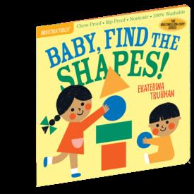 Workman Pub Workman: Baby, Find the shapes Indestructibles