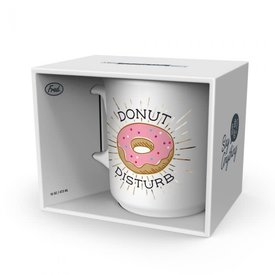 Fred's Fred's: Say Anything Mug - Donut Disturb