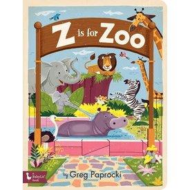 Gibbs Smith Gibbs Smith: Z is for Zoo