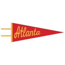 Gibbs Smith Gibbs Smith: Atlanta Pennant