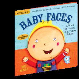 Workman Pub Workman: Indestructibles Baby Faces