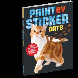 Workman Pub Workman: Paint by Sticker: Cats