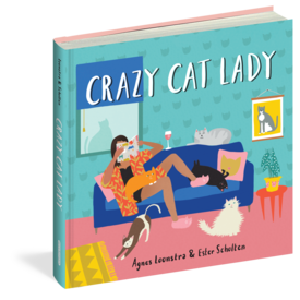 Workman Pub Workman: Crazy Cat lady book