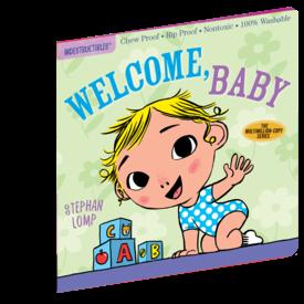 Workman Pub Workman: Welcome Baby Indestructibles