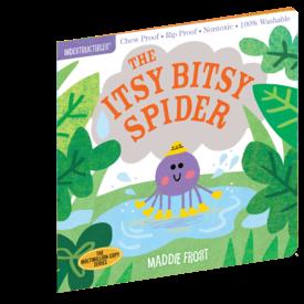 Workman Pub Workman: Indestructibles Itsy Bitsy Spider