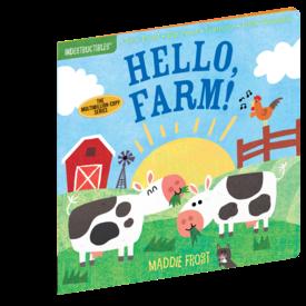 Workman Pub Workman: Hello Farm  Indestructibles