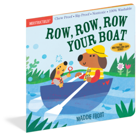 Workman Pub Workman: Indestructibles Row Row Row Your Boat