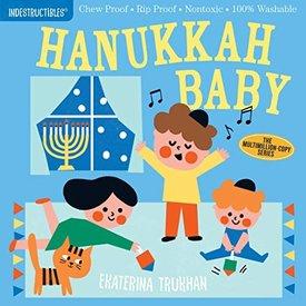 Workman Pub Workman:  Hannukkah Baby Indestructibles