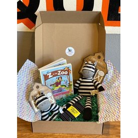 Assorted A Birdie Box: Baby Box (0-12 months) Gender Nutural