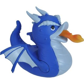 Wild Republic Wild Republic: Blue Dragon Rubber Duck