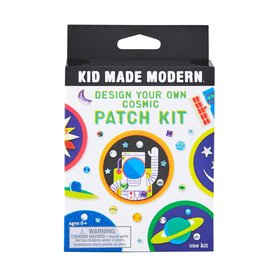 Kid Made Modern Kid Made Modern: Design your own patch kit Cosmic