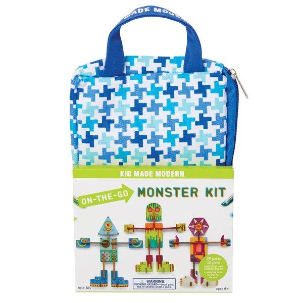 Kid Made Modern Kid Made Modern: On-The-Go Monster Kit