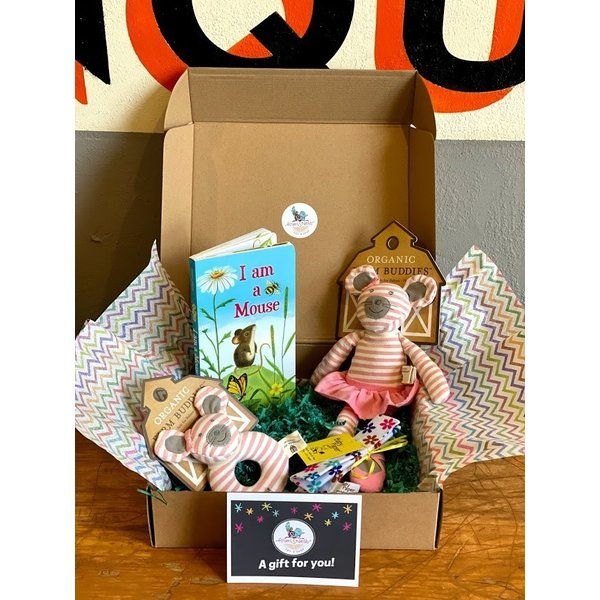 Assorted A Birdie Box: Baby Box (0-12 months) Girl