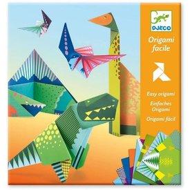 Djeco Djeco: Dinosaurs Origami