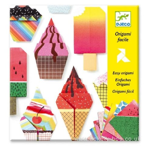 DJECO: Origami Sweet Treats